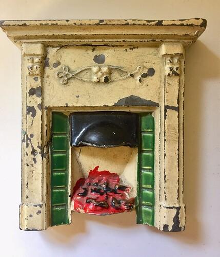 dolls fireplace