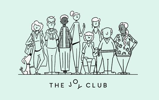 The Joy Club Group Shot