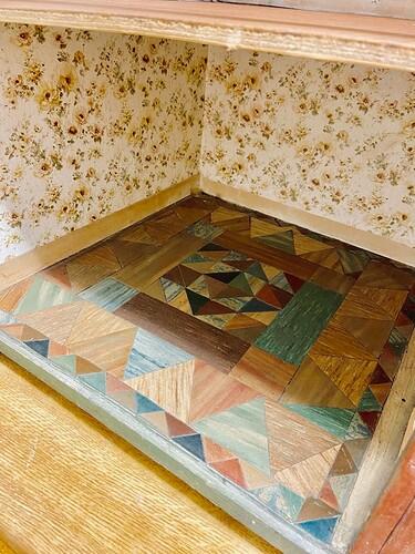 dolls house floor