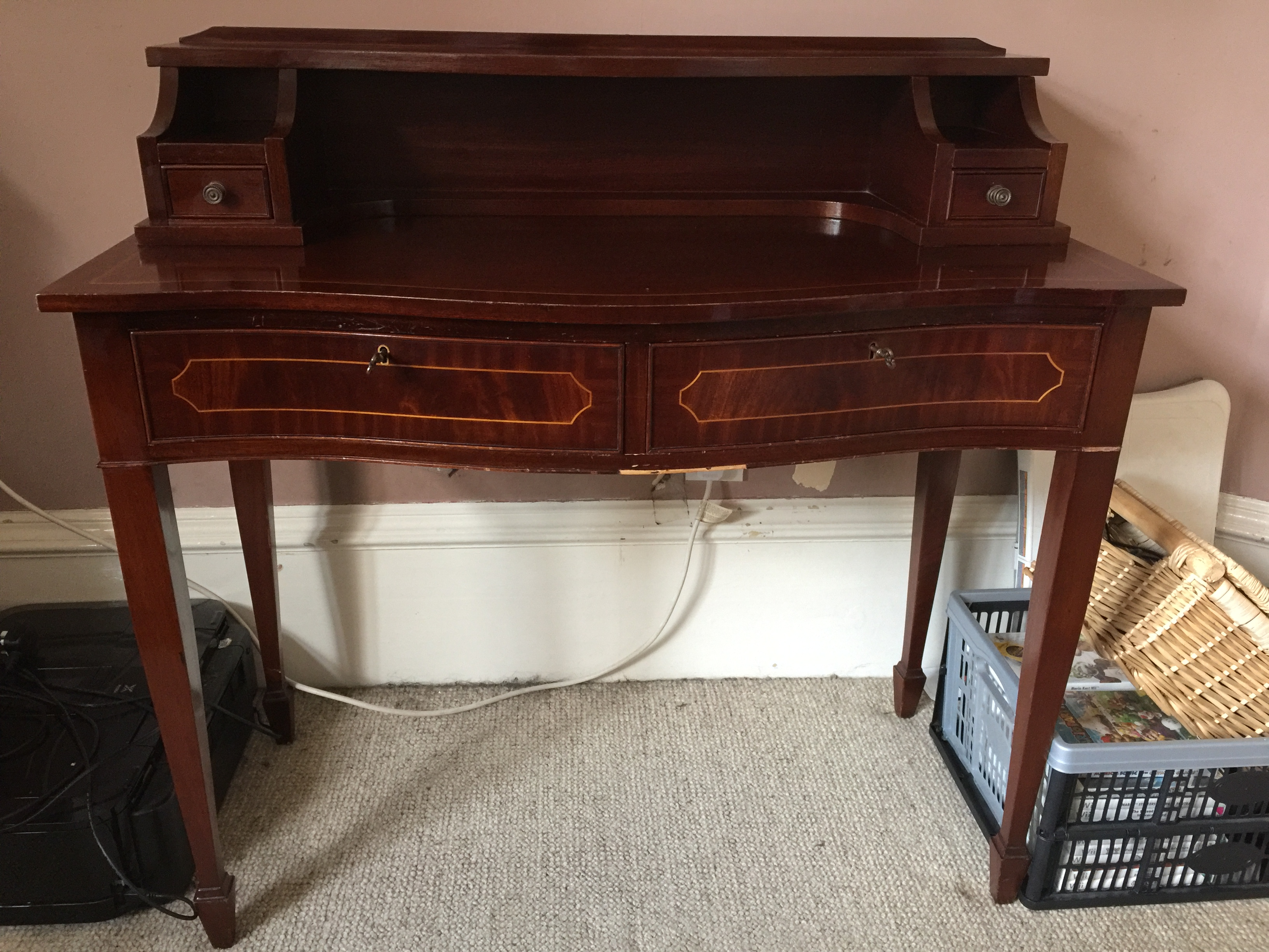 Taken Small Writing Desk Wanted Offered Se23 Forum Forest Hill Honor Oak