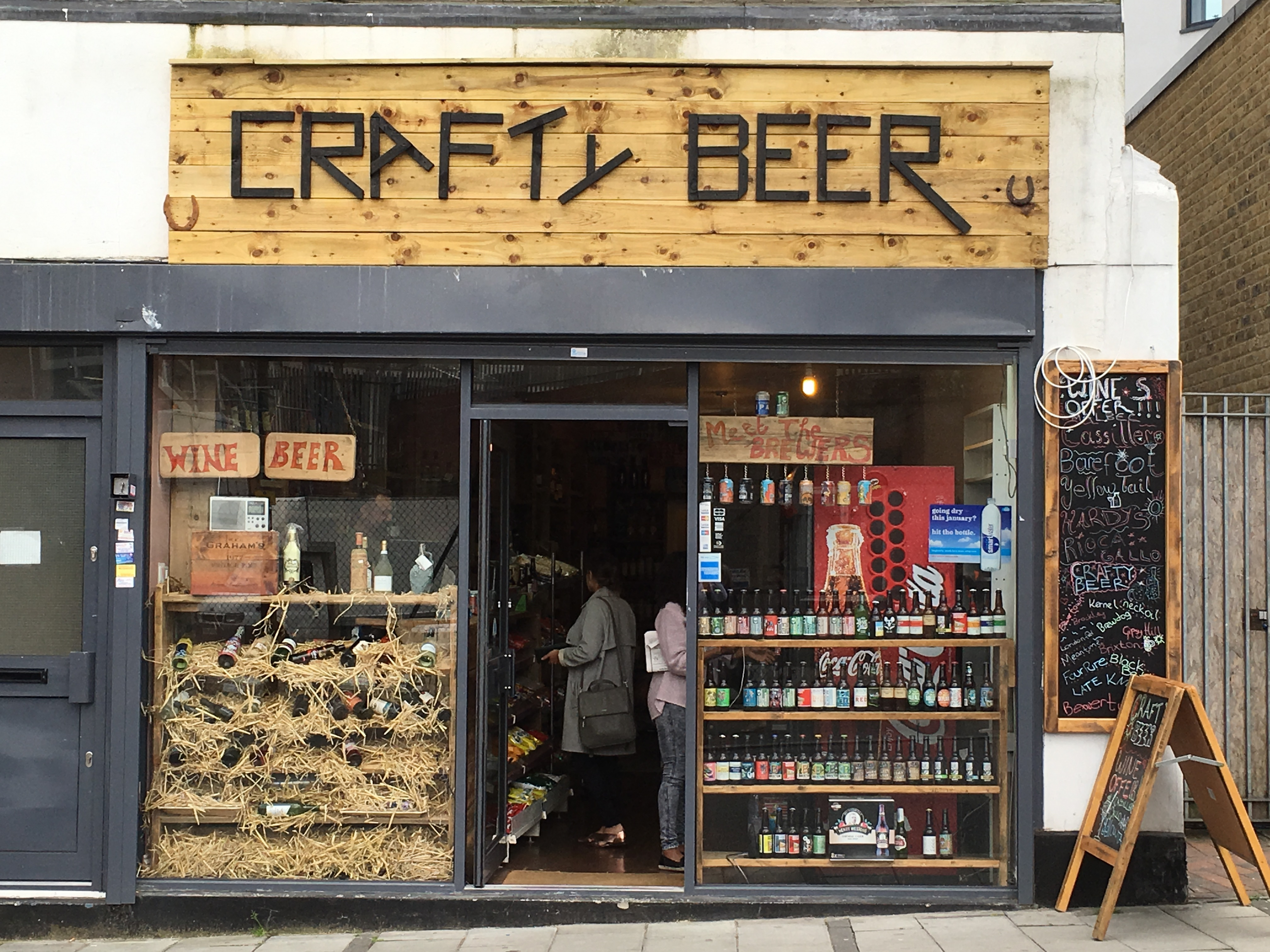 Crafty beer closed permanently shops se23 forum for Craft beer online shop