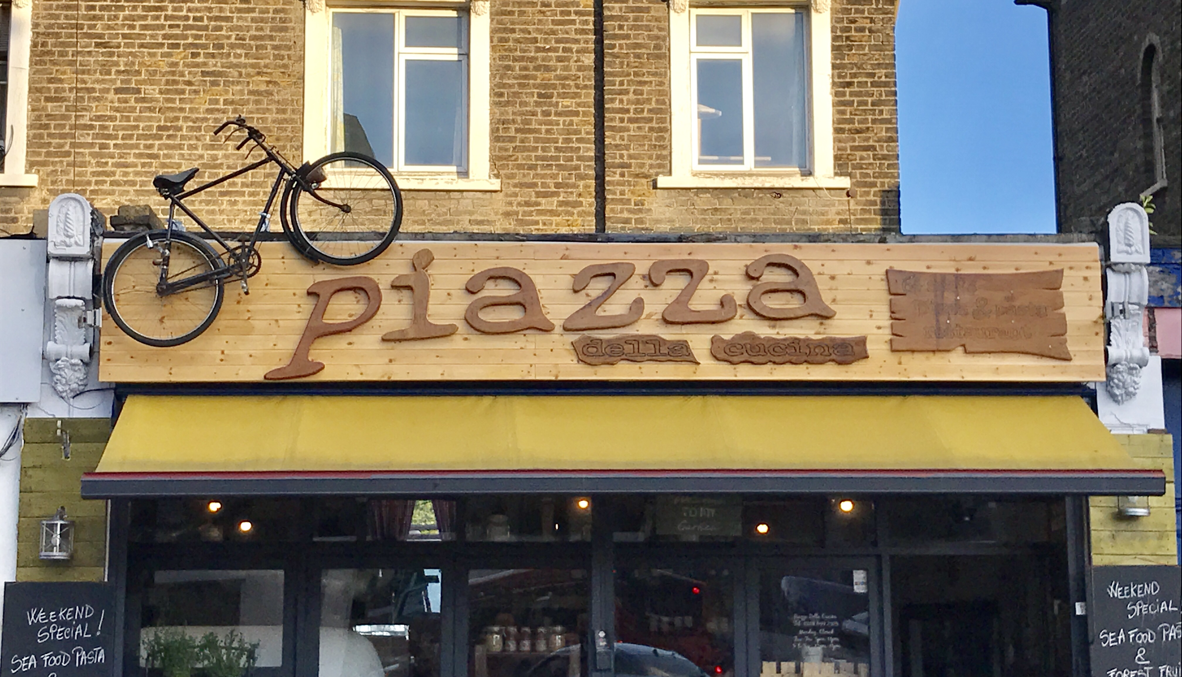 Piazza Della Cucina Pizza Place On Perry Vale Dining Drinking Se23 Forum