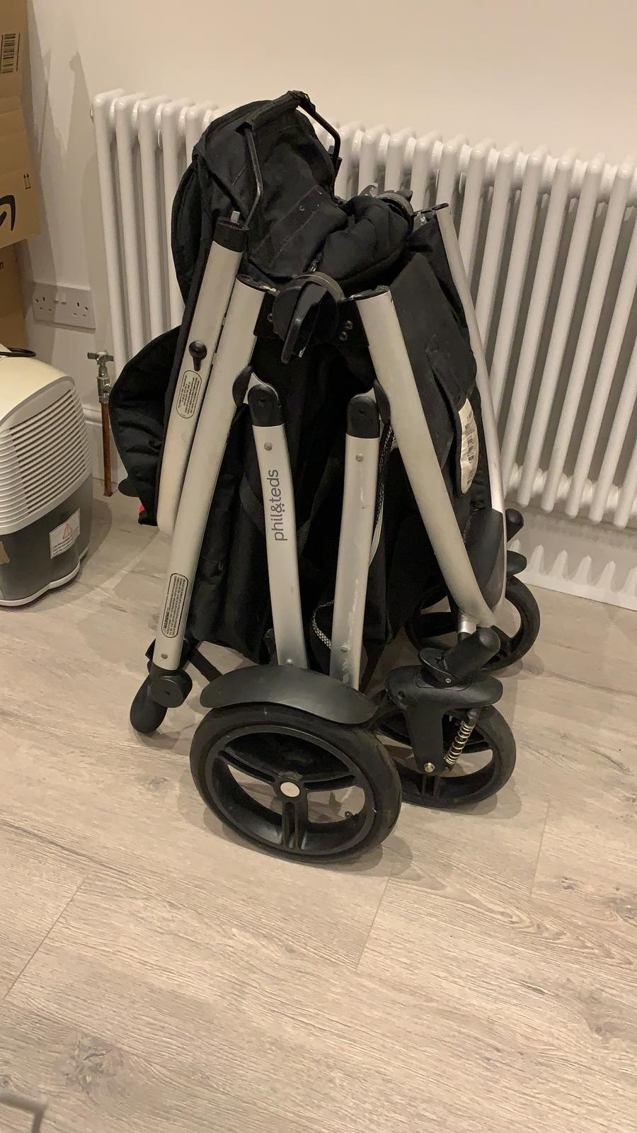 Phil And Teds Double Buggy Verve For Sale 40 Wanted Offered