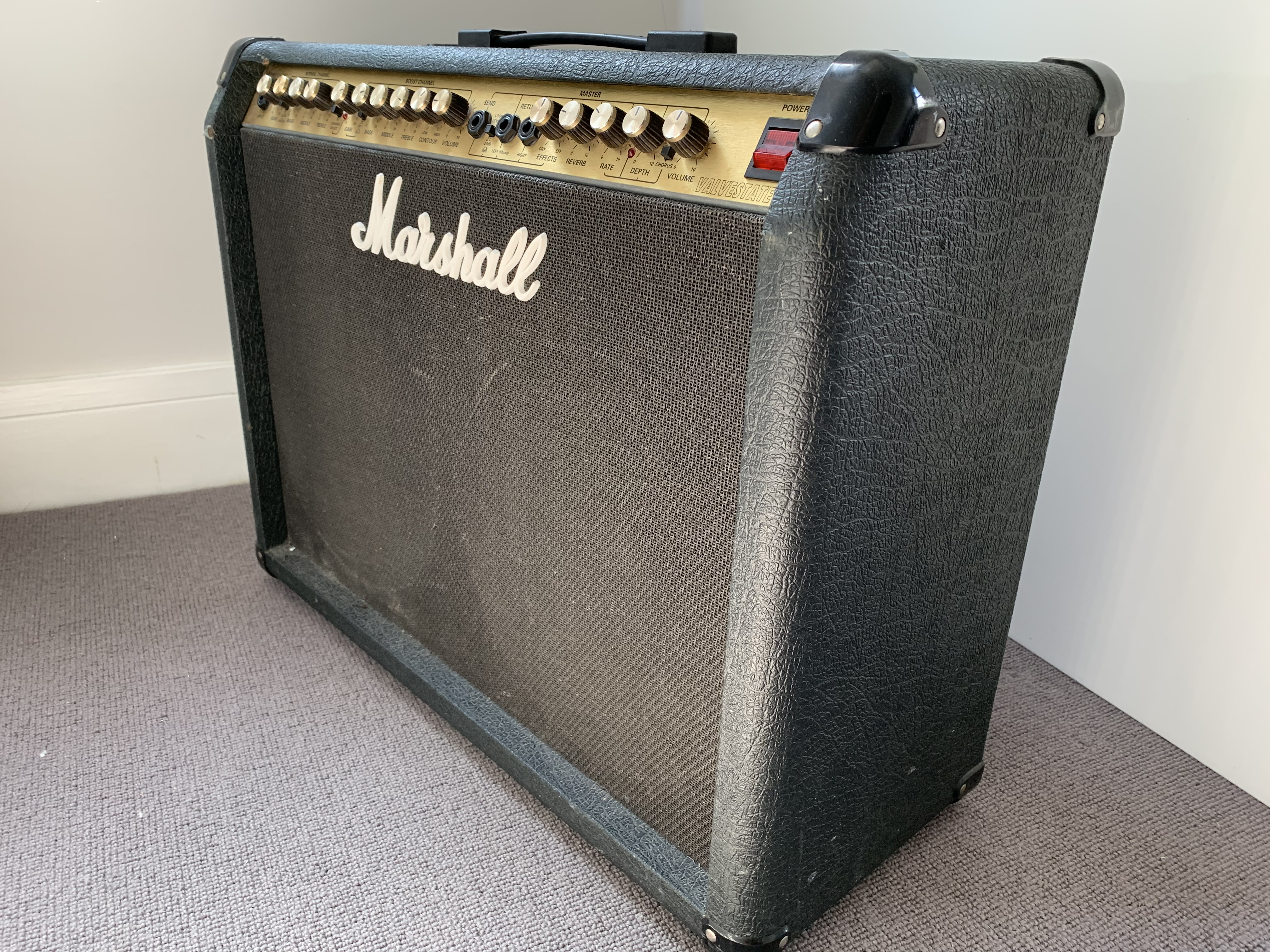 for sale marshall guitar amplifier for sale used but in good condition wanted offered. Black Bedroom Furniture Sets. Home Design Ideas