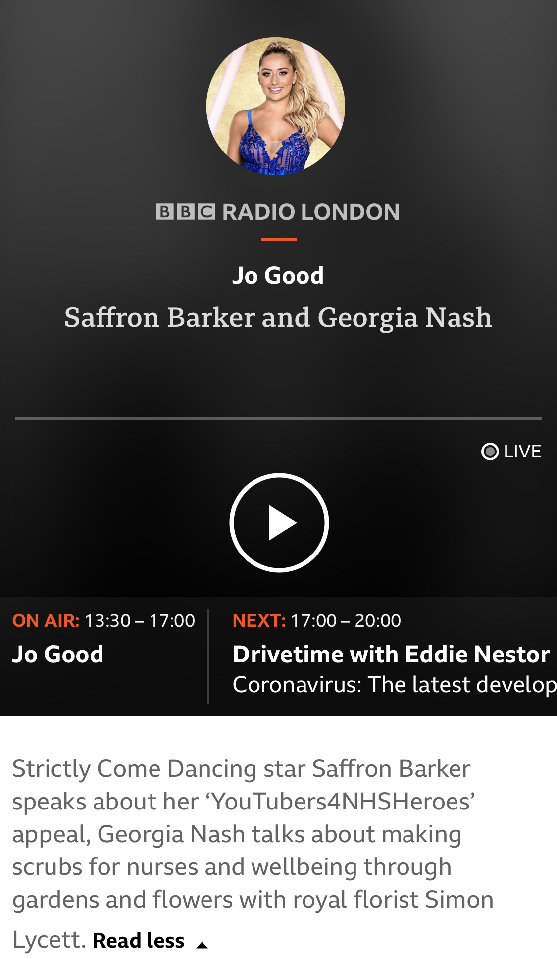 Forest Hill Fashion Designer Georgia Nash Interviewed On Bbc Radio London General Se23 Forum