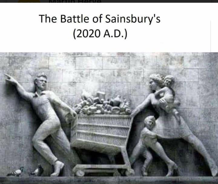 Battle of Sainsburys